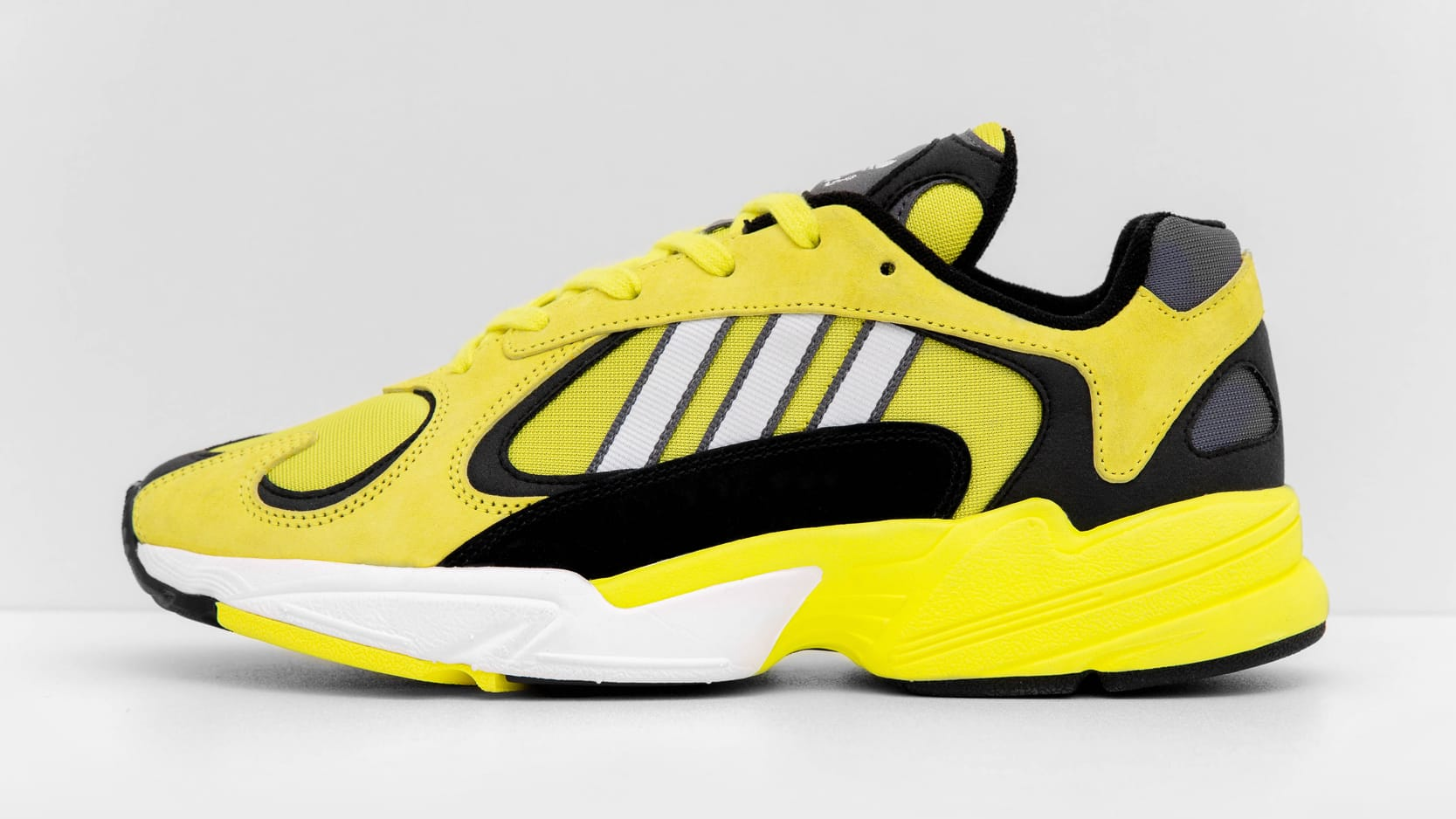 Size x Adidas Yung 1 and Falcon 'Acid House' Release Date