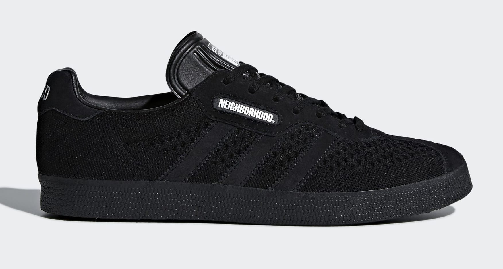 Neighborhood x Adidas Gazelle Super DA8836 (Lateral)