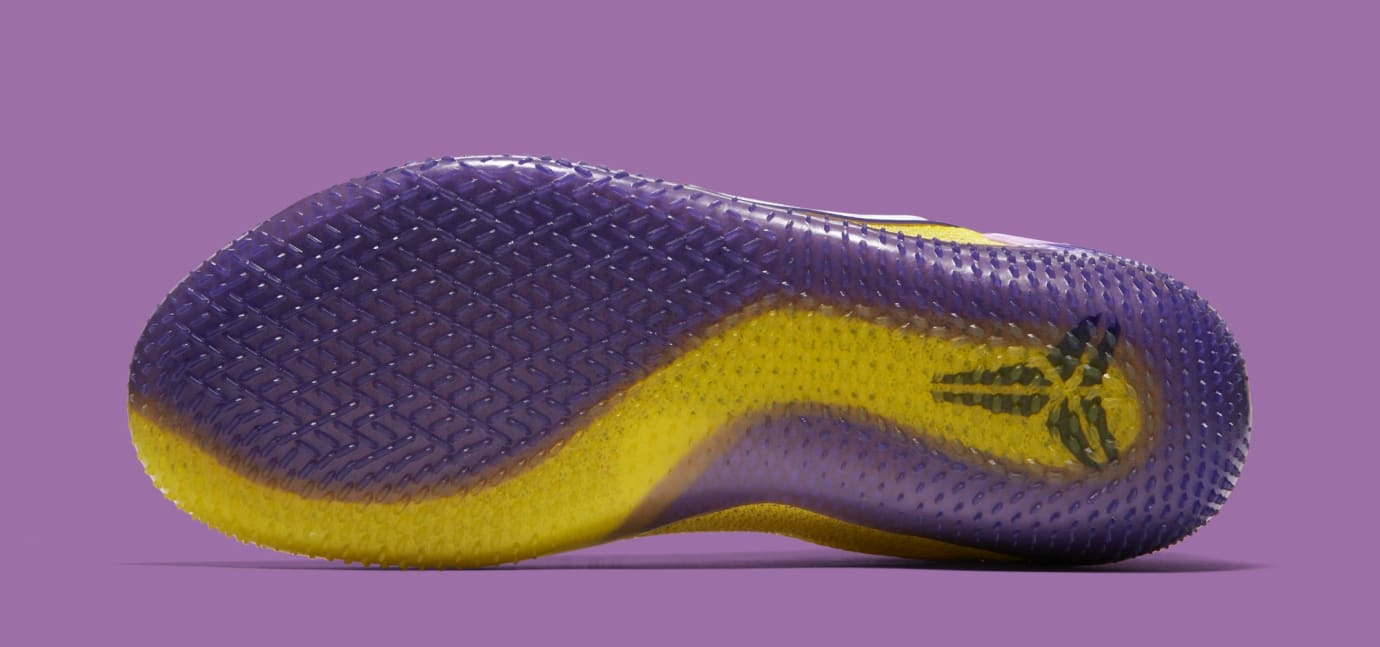 e08a07913d4 Image via Nike Nike Kobe AD NXT 360  Yellow Strike White  AQ1087-100 (Sole