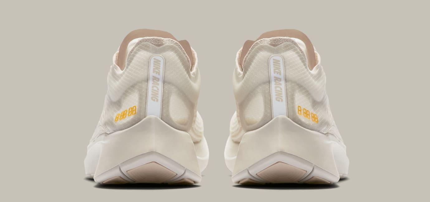 Nike Zoom Fly SP 'Light Bone' AJ9282-001 (Heel)