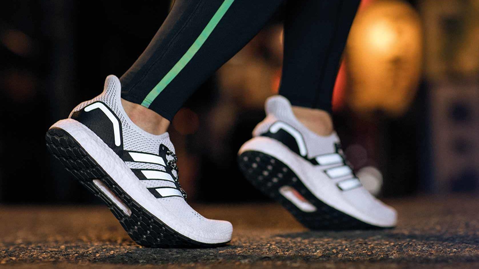 Adidas Speedfactory AM4TKY (On-Foot)