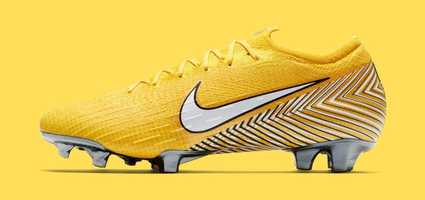 d937d9096 Image via Nike Nike Mercurial Vapor 360  Meu Jogo  Neymar Jr. AO3126-710  (Lateral
