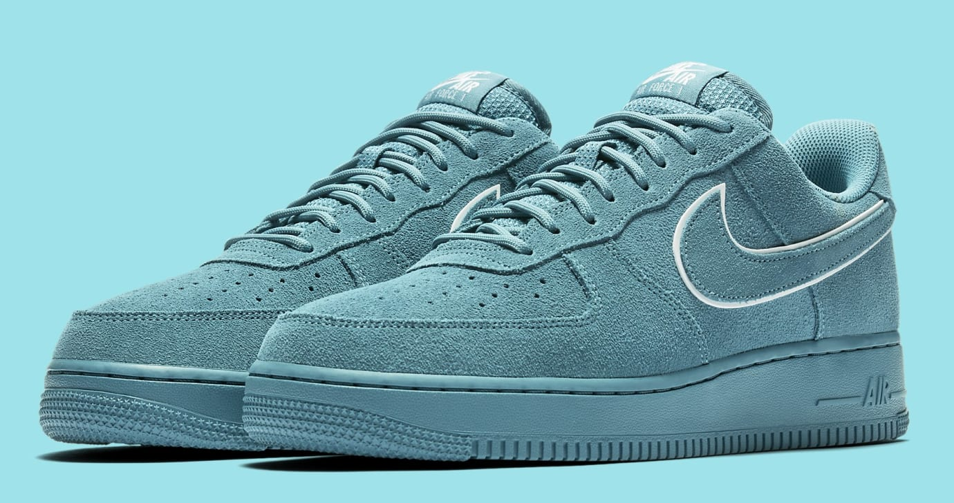Nike Air Force 1 Suede AA1117-400 (Pair)