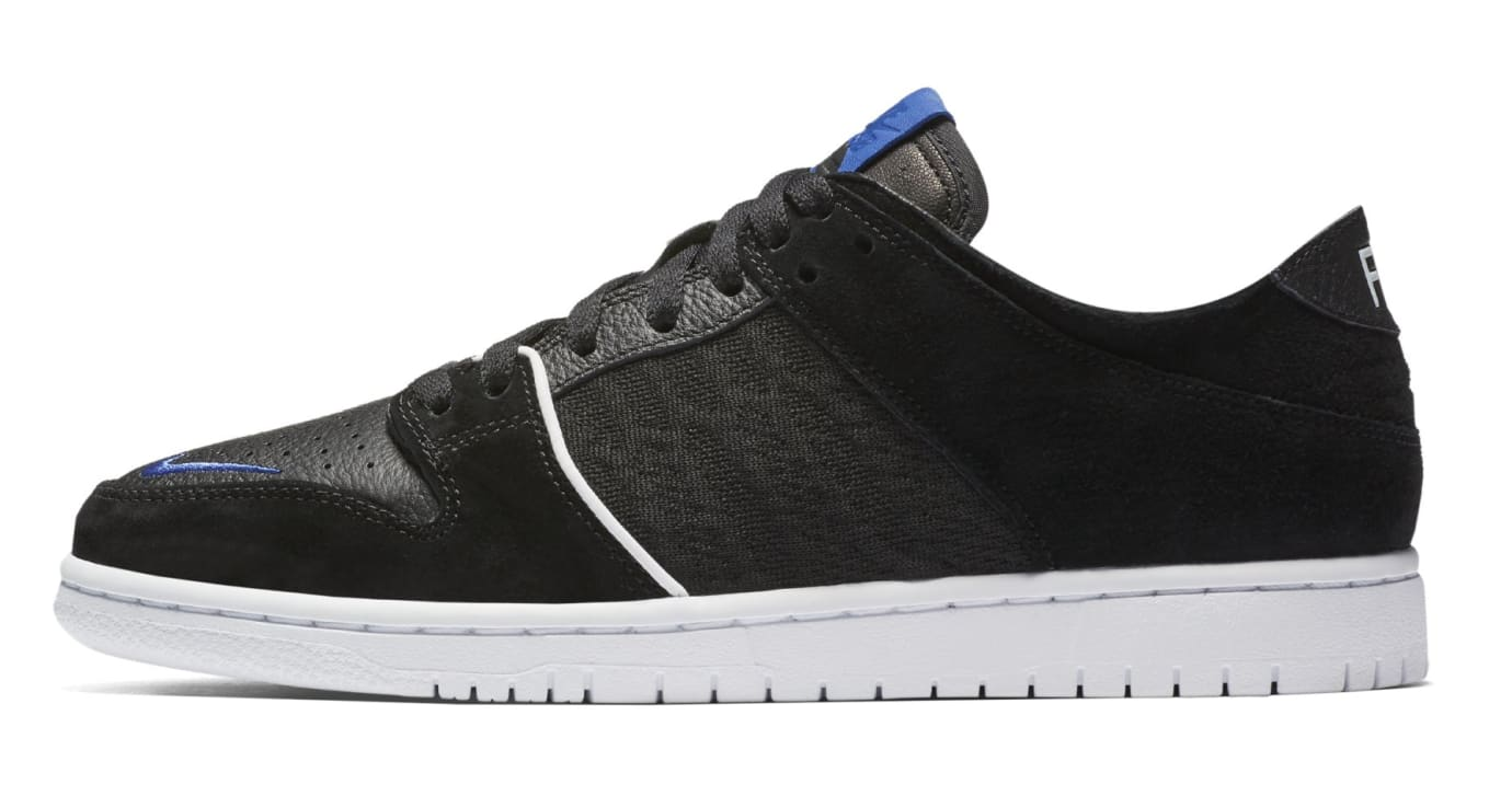 Soulland x Nike SB Dunk Low 918288-041 (Lateral)