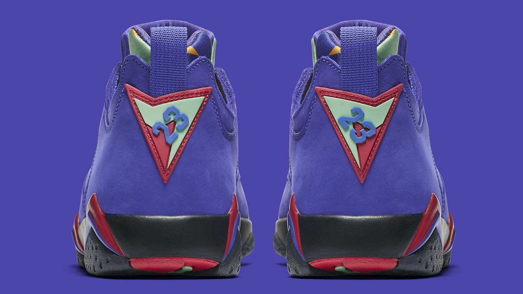679af0996677 ... promo code for image via nike air jordan 7 vii low bright concord  release date ar4422