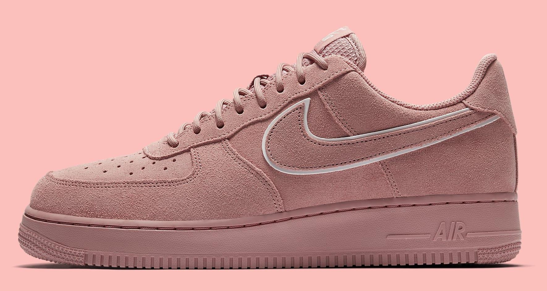 1e7eed69 clearance nike air force ones pink 3863b ba079