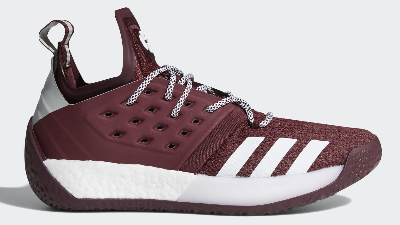 Adidas Harden Vol. 2 'Mississippi State Bulldogs'
