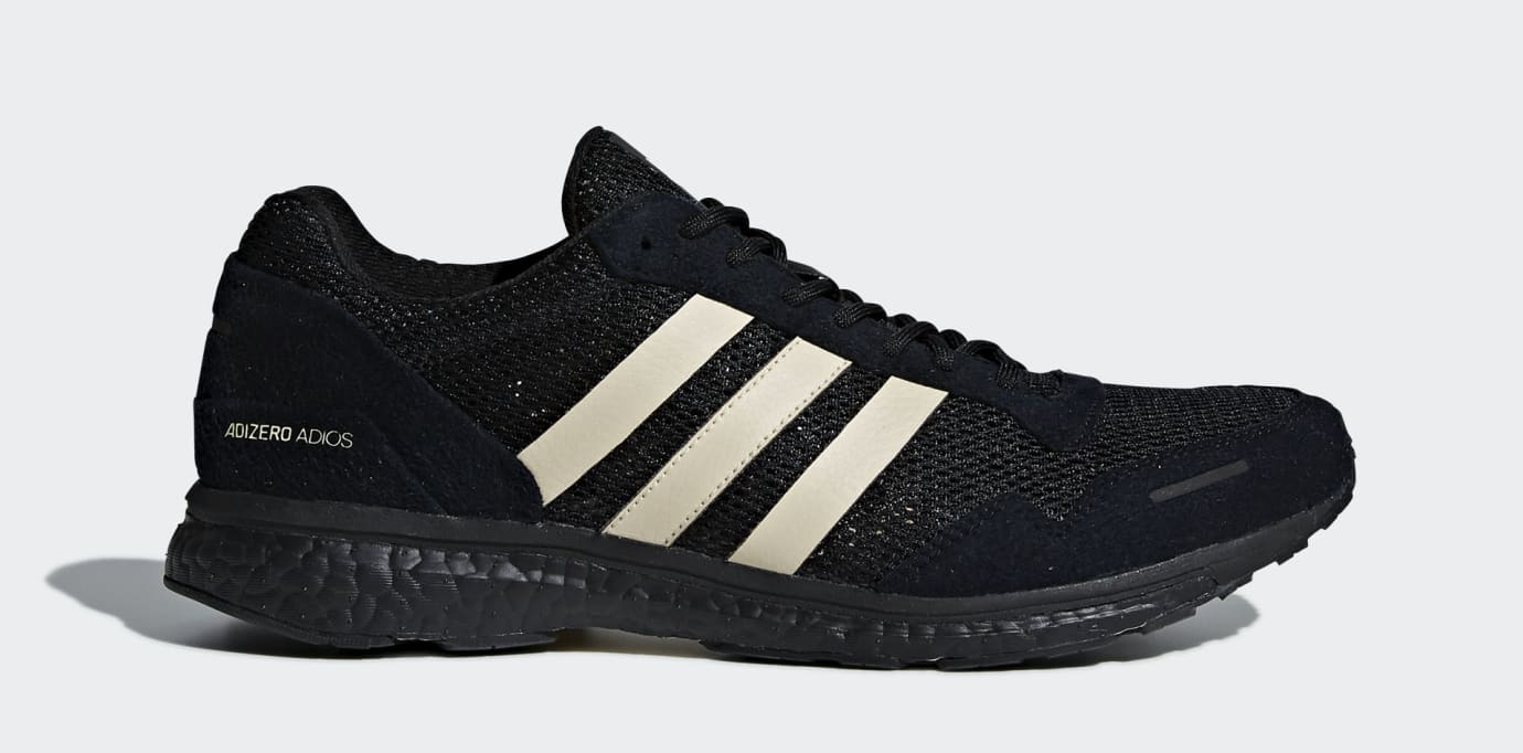 Undefeated x Adidas Adizero Adios 3 B22483 (Lateral)