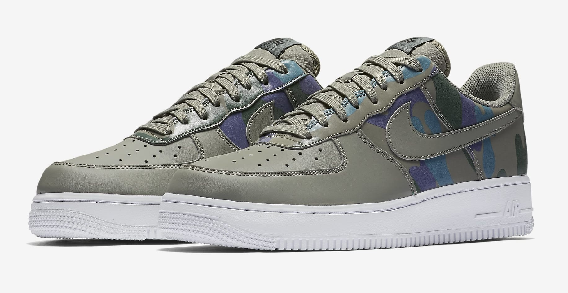 Nike Air Force 1 Low 'Country Camo' 823511-008 (Pair)