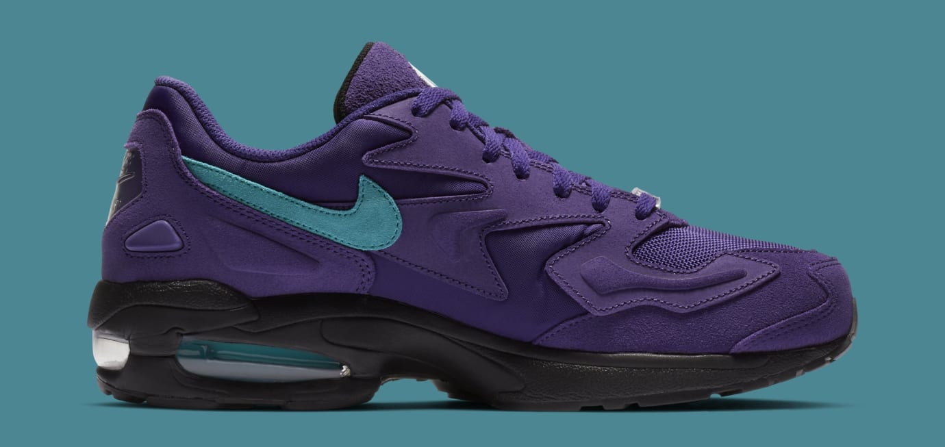 Nike Air Max2 Light 'Purple' AO1741-500 (Medial)