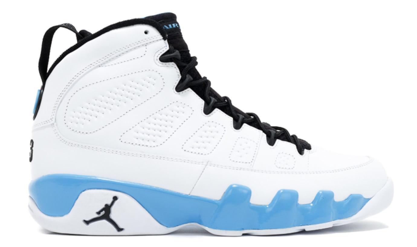 251c84b193e555 Air Jordan 6 VI and 9 IX  UNC  Retro 2019 Sneaker Release Date ...