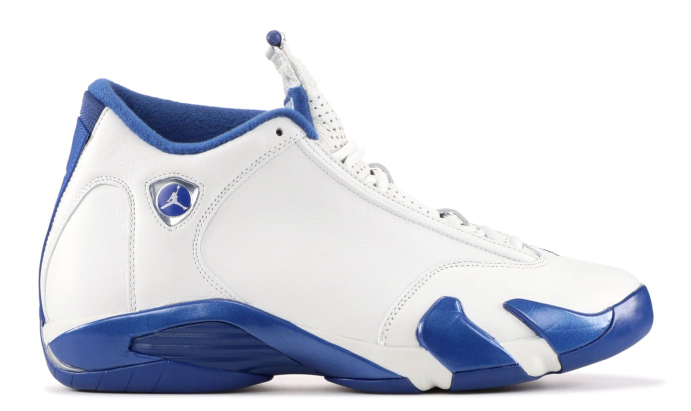 Air Jordan 14 'OVO/Kentucky' (Lateral)