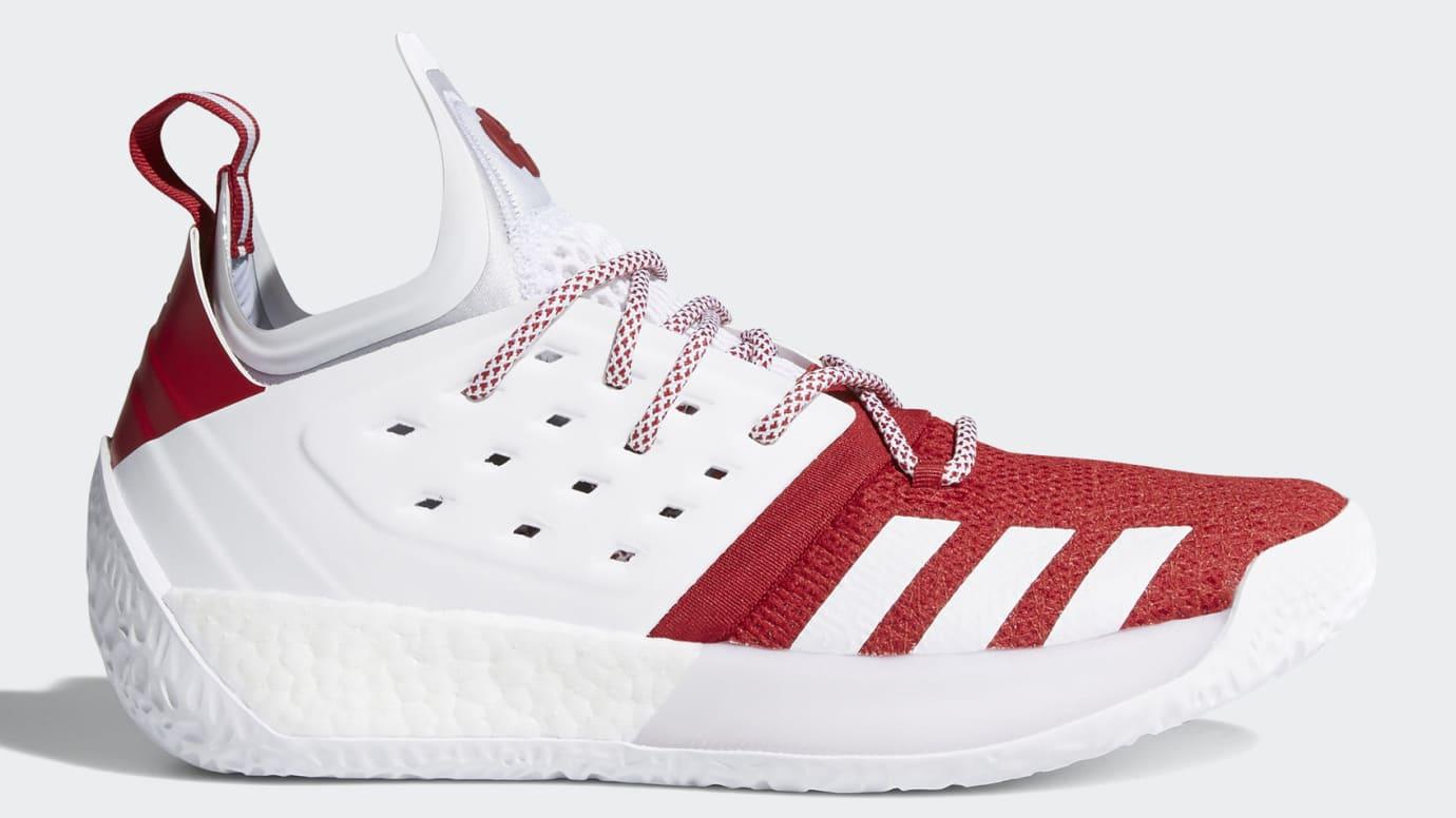 Adidas Harden Vol. 2 'Indiana Hooisers'