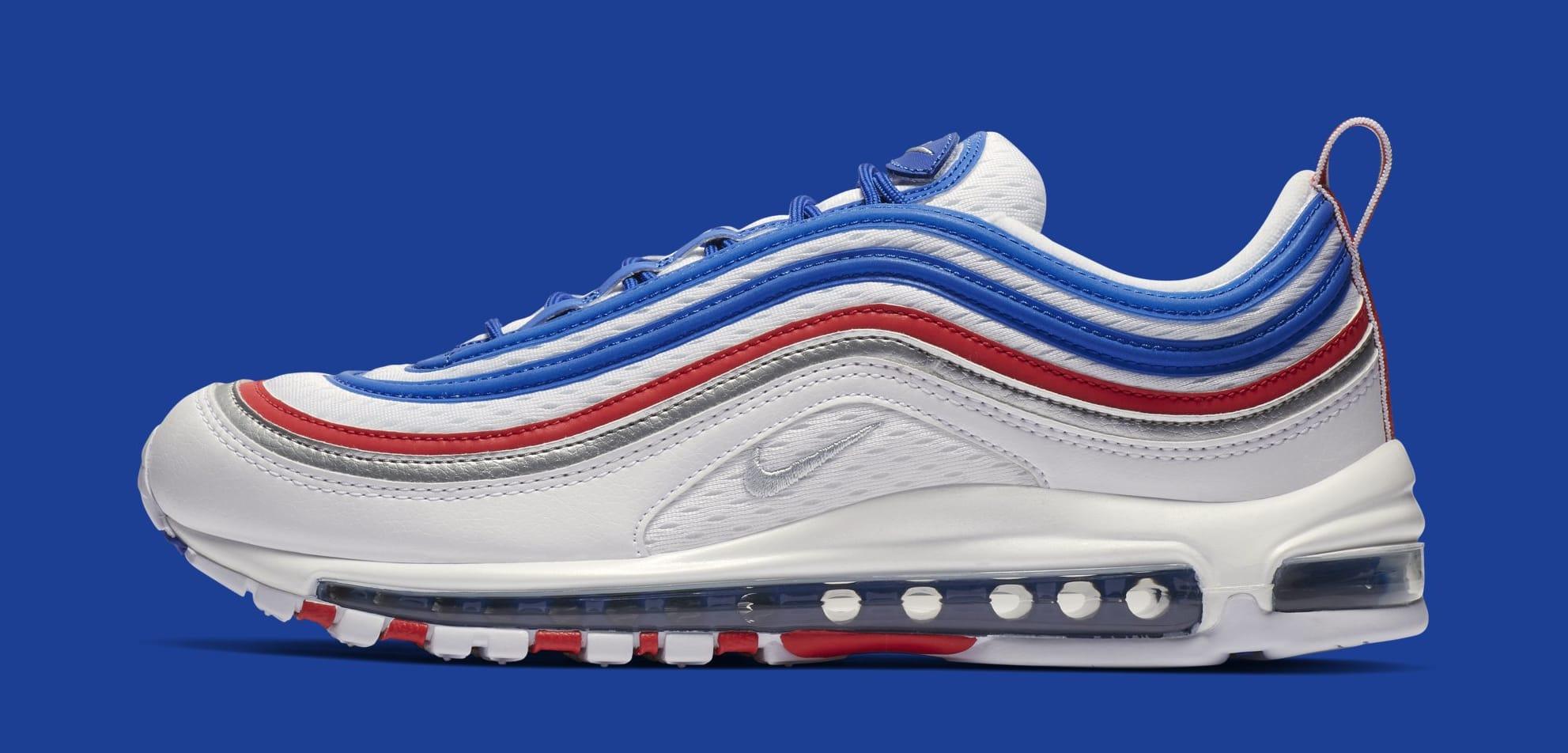 Nike Air Max 97 'Game RoyalMetallic Silver White' 921826