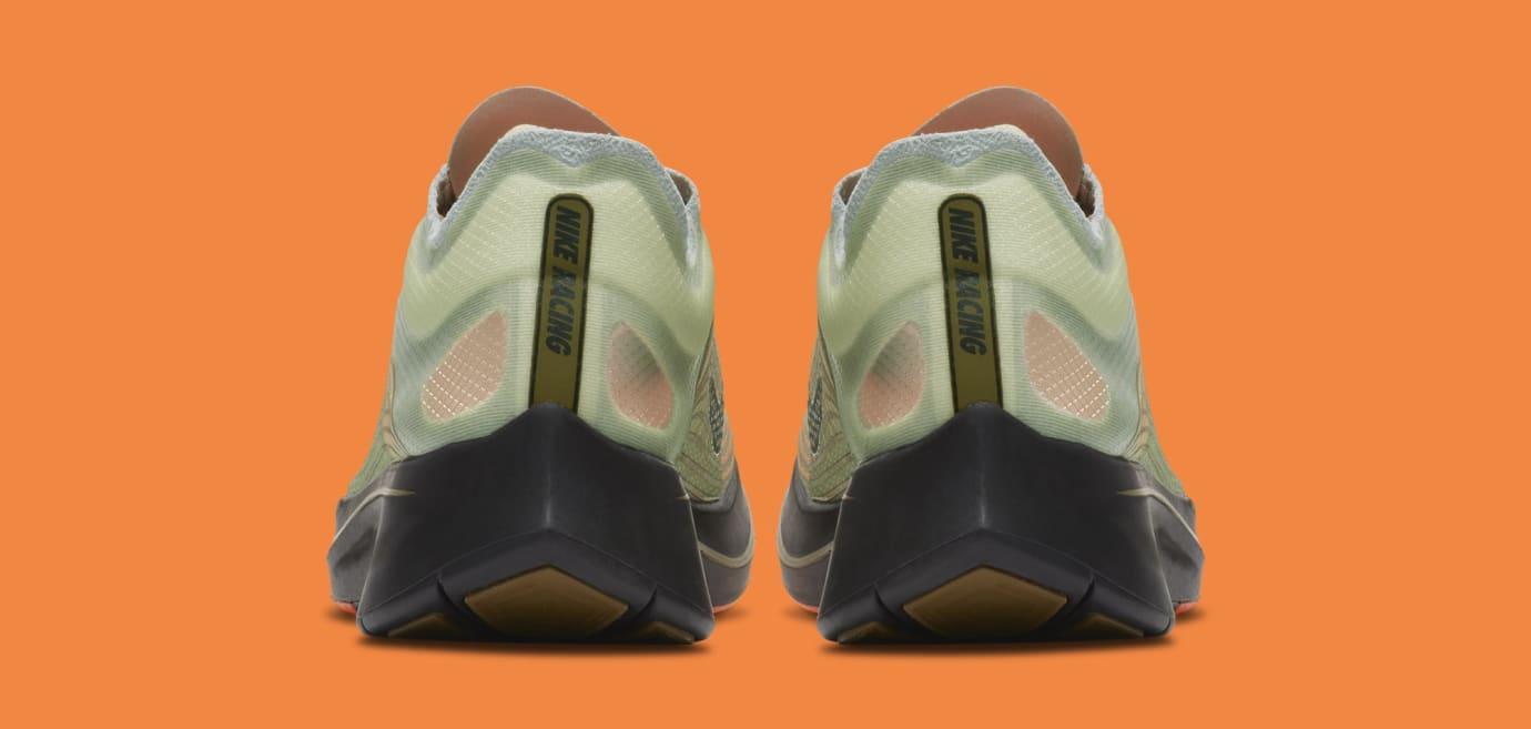 Nike Zoom Fly SP 'Medium Olive/Black' AJ9282-200 (Heel)