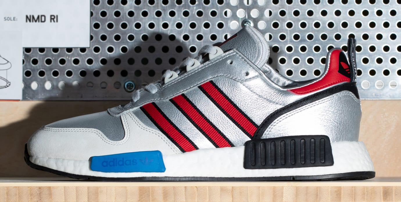 Adidas 'Never Made' Rising Star x R1
