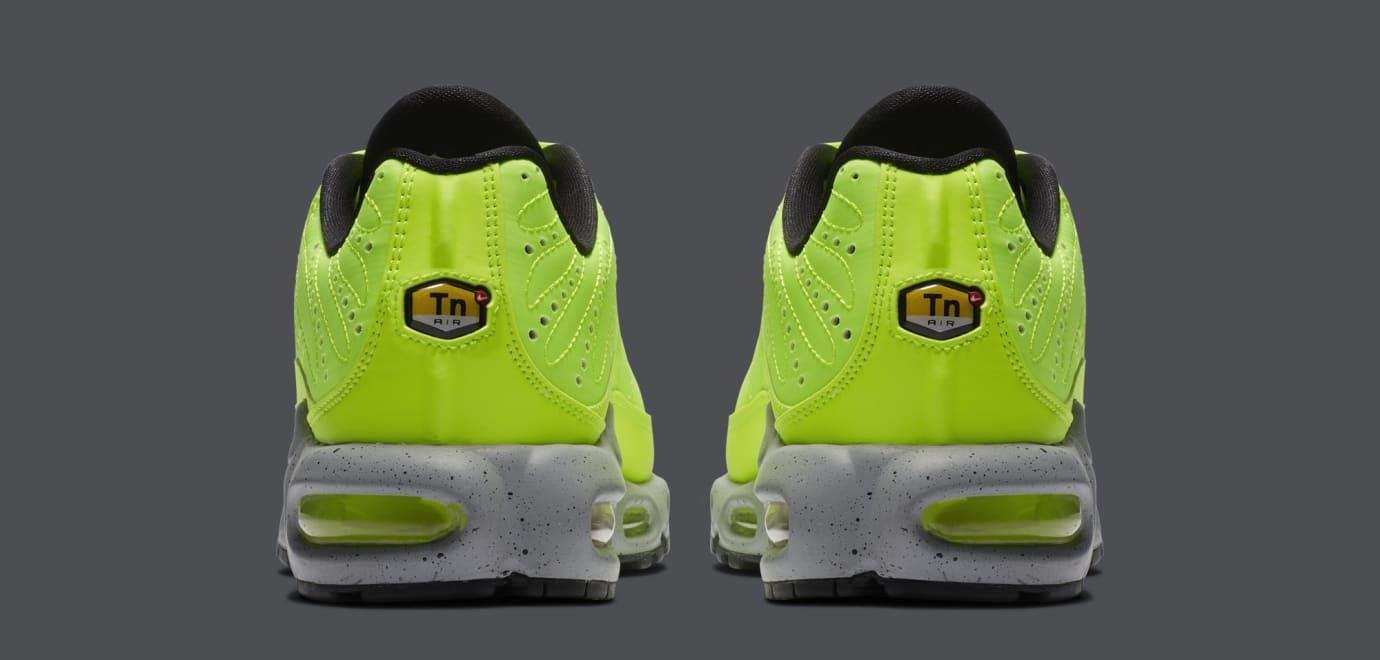 Nike Air Max Plus 'Full Volt' 815994-700 (Heel)