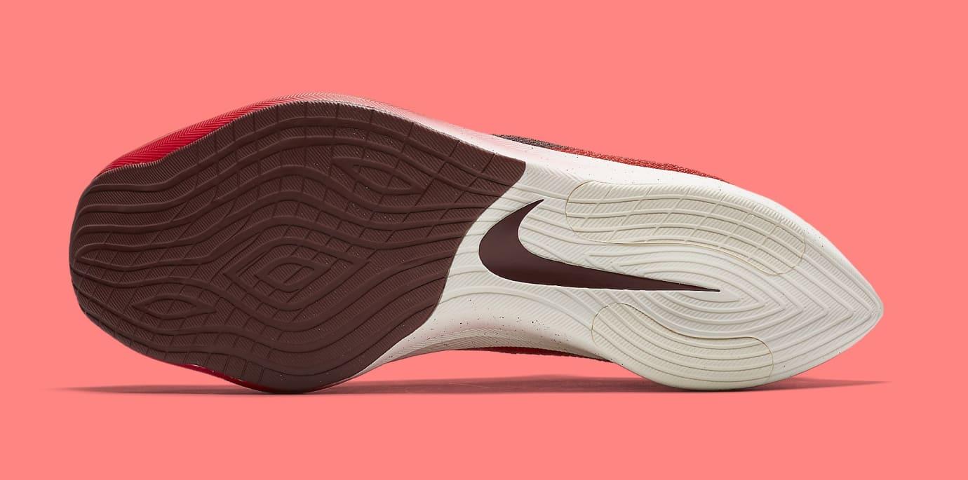 Nike Vapor Street Flyknit 'Red' AQ1763-600 (Bottom)