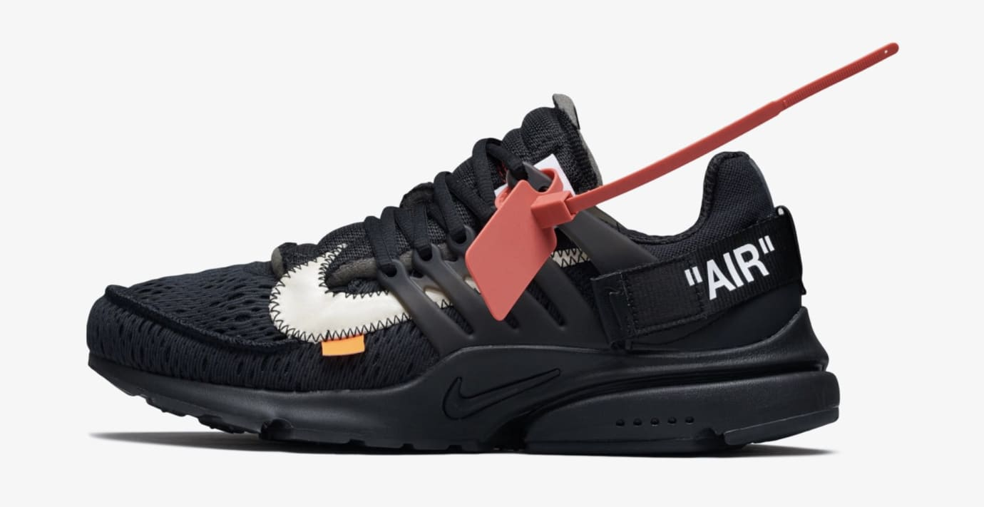 new products eb3e7 c8a77 Image via @py_rates · Off-White x Nike Air Presto 'Polar Opposites/Black'  AA3830-002
