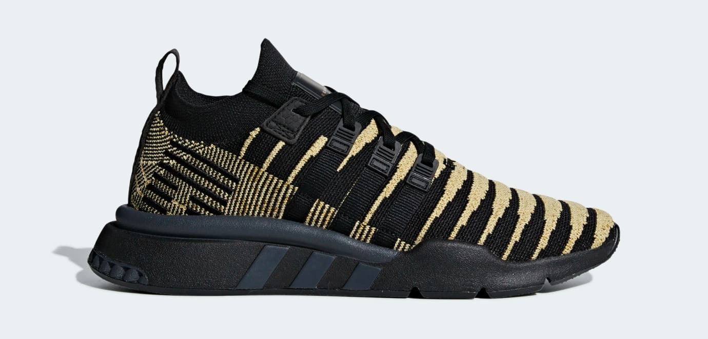 Dragon Ball Z x Adidas EQT Support ADV Primeknit 'Shenron' DB2933 (Lateral)