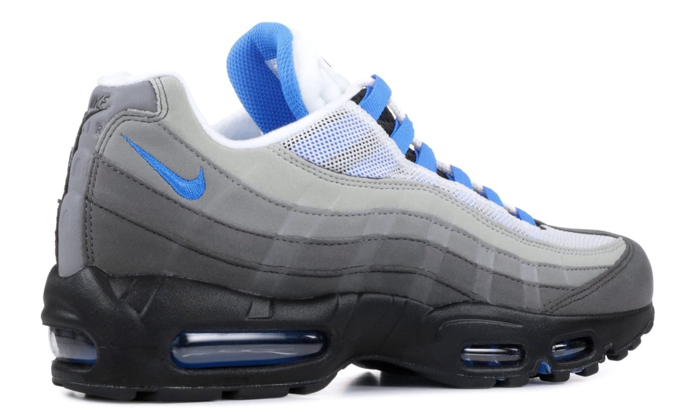 best authentic b47c4 c87b1 Nike Air Max 95 'Crystal Blue' AT8696-100 Release Date ...