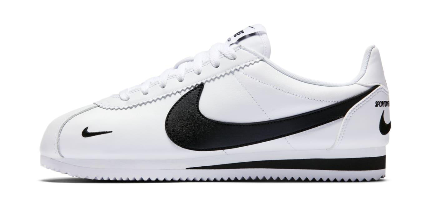 Nike Cortez Classic Premium 'Swoosh' (Lateral)
