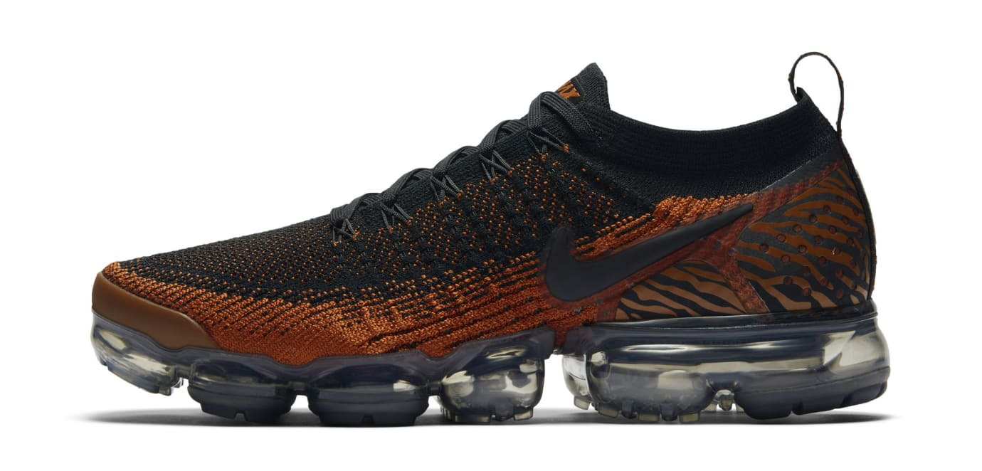 Nike Air VaporMax 2 'Safari Animal/Tiger' (Lateral)