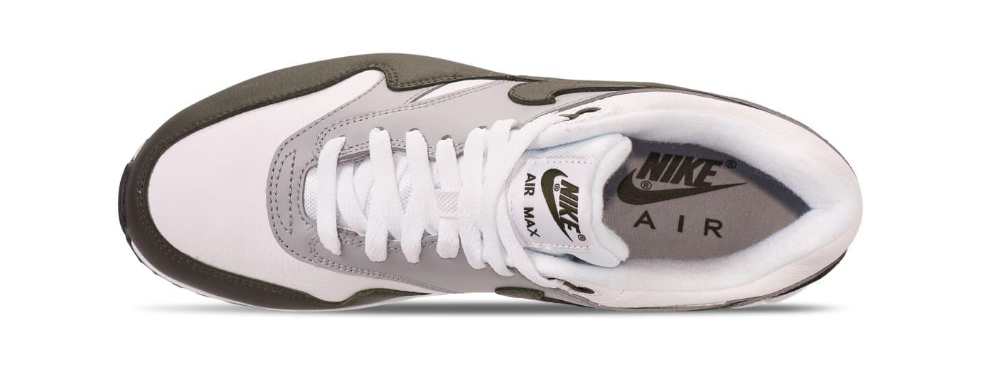Nike Air Max 90/1 'White/Dark Obsidian-Neutral Grey' (Top)