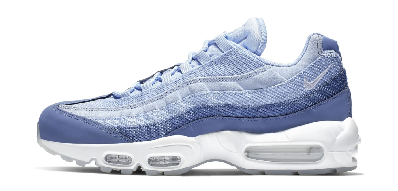 Nike Air Max 95 'Have a Nike Day/Blue' (Lateral)