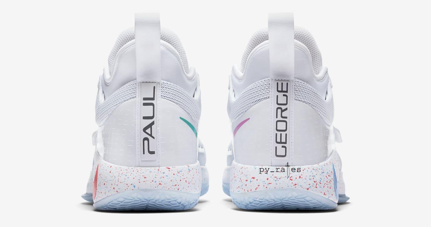 Nike PG 2.5 'Playstation' (Heel)