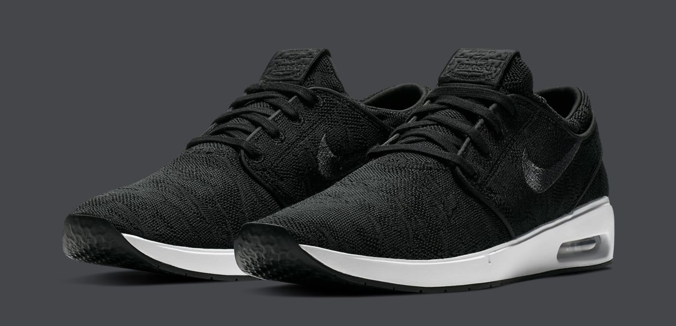 1ce3dd632b92e Nike SB Air Max Janoski 2 AQ7447-001 AQ7447-100 AT5878-203 Release ...