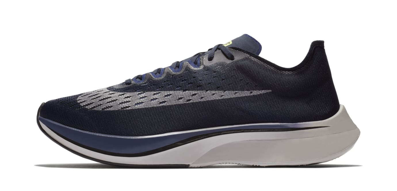 Nike Zoom Vaporfly 4% 'Obsidian' 880847-405 (Lateral)