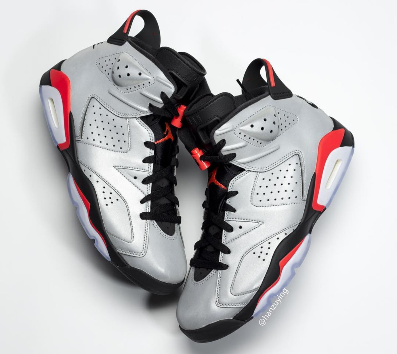 baa6be32f04cd8 Air Jordan 6 Retro  Reflective Infrared  CI4072-001