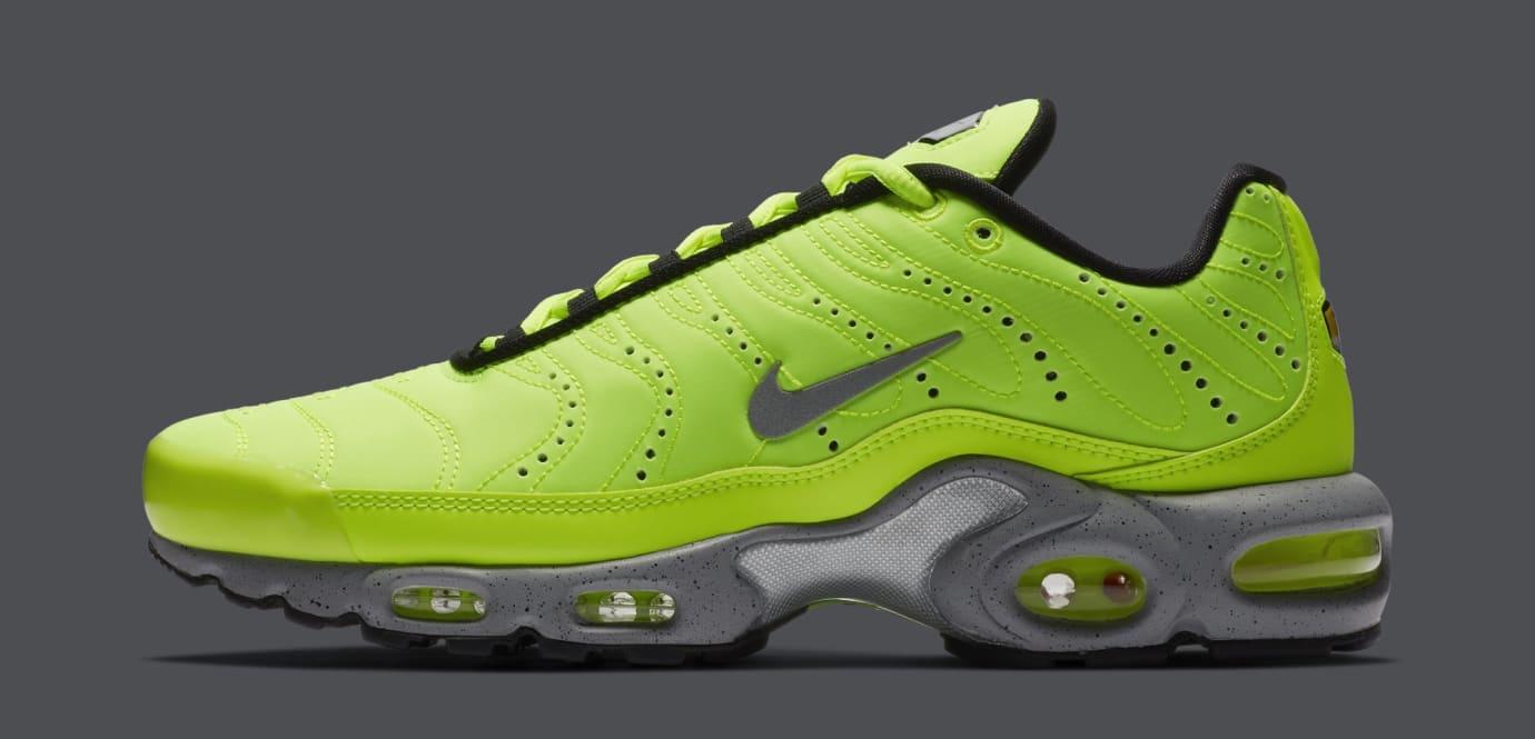Nike Air Max Plus 'Full Volt' 815994-700 (Lateral)