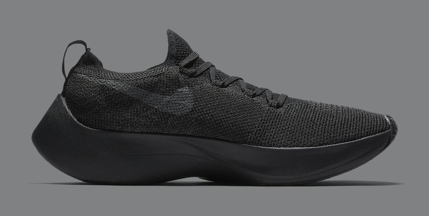 Nike Vapor Street Flyknit 'Black' AQ1763-001 (Medial)