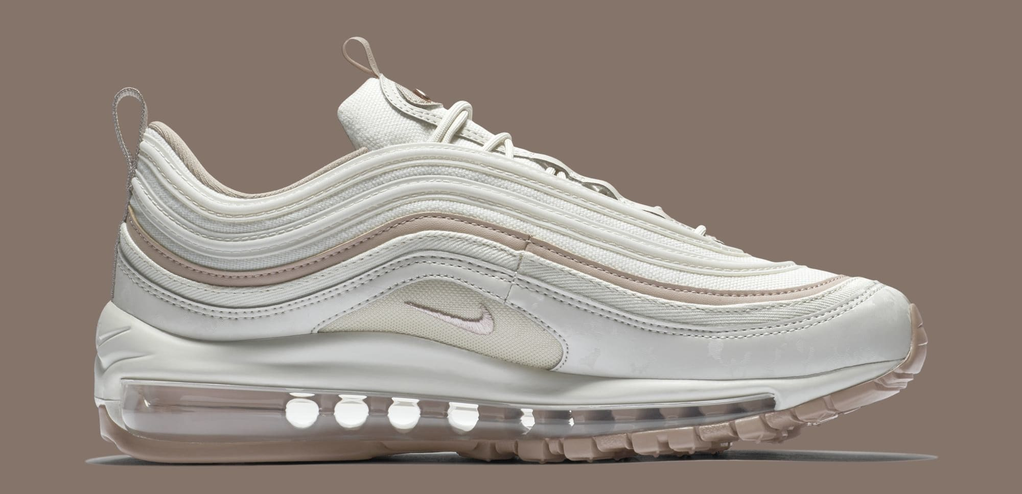 02b74e642d Image via Nike Nike WMNS Air Max 97 Premium 'Light Bone/Diffused Taupe/Sepia  Stone'