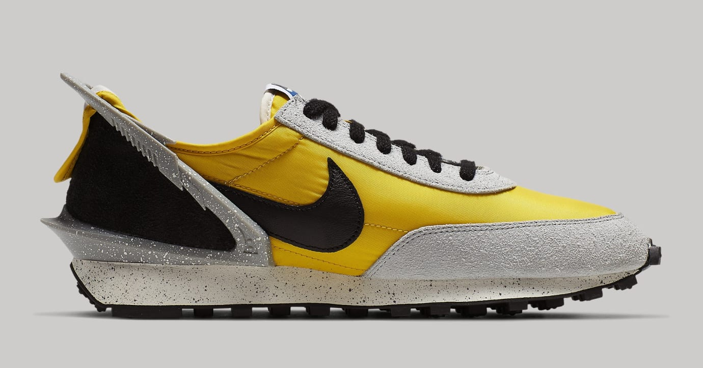 Undercover x Nike Daybreak Bright Citron/Black-Summit White BV4594-700 Medial