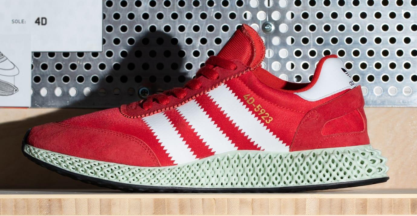 Adidas 'Never Made' I x 4D