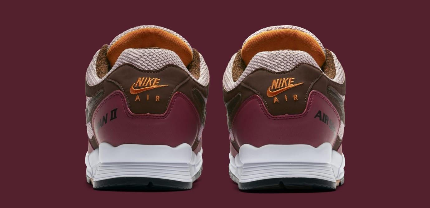 4e4a81de230ad3 Image via Nike Patta x Nike Air Span 2 AO2925-600 (Heel)