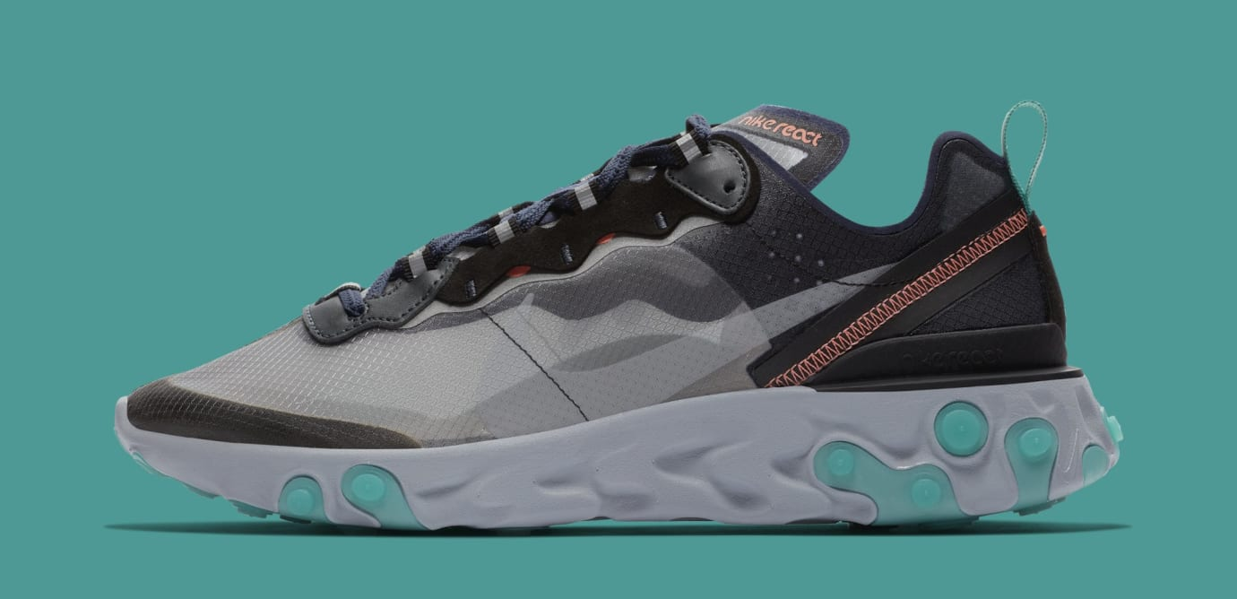 Nike React Element 87 AQ1090-005 (Lateral)