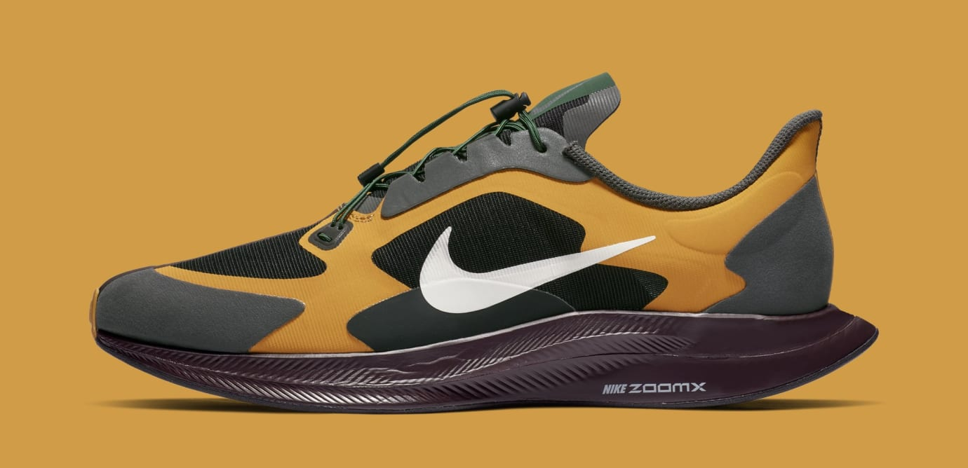 Undercover Gyakusou x Nike Zoom Pegasus Turbo BQ0579-700 (Lateral)