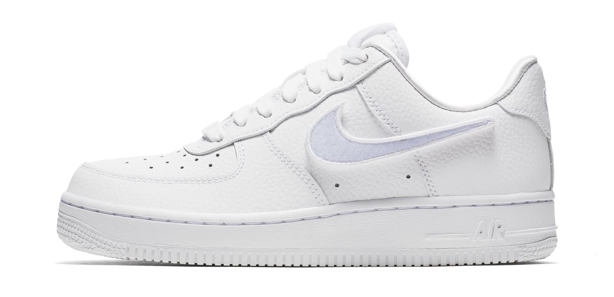 WMNS Nike Air Force 1 100 AQ3621 111 Release Date | Sole
