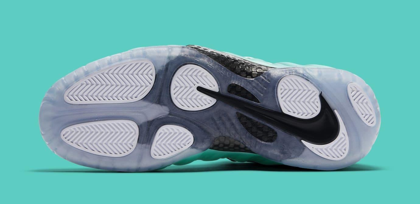 07e3d78c4dc Image via Nike Nike Air Foamposite Pro Island Green
