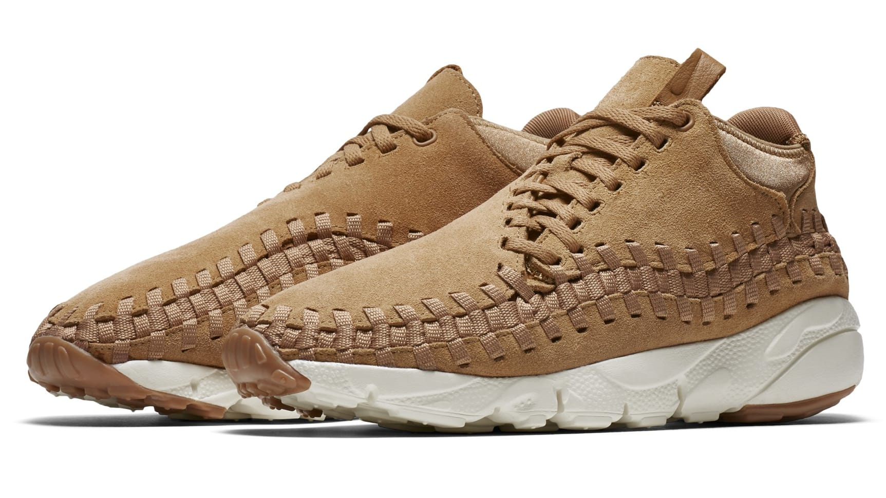 Nike Air Footscape Woven Flax