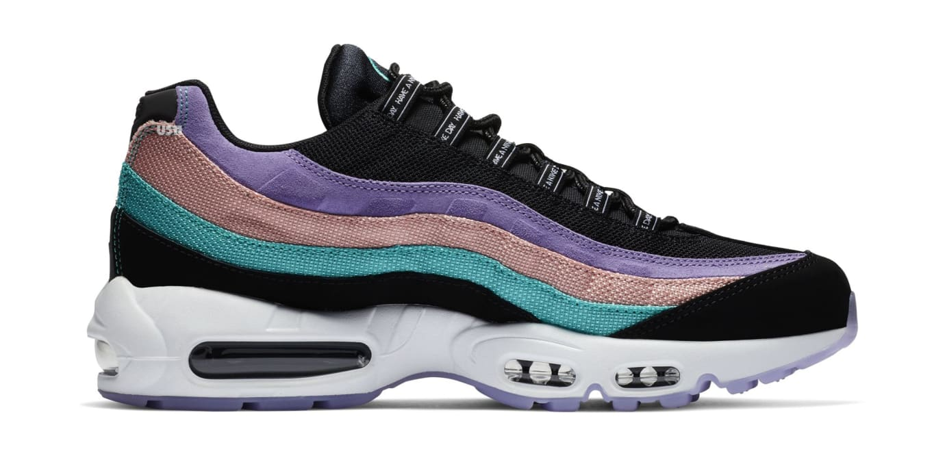 innovative design 0efbc b9be3 Image via US11 · Nike Air Max 95 Have a Nike DayMulti (Medial)