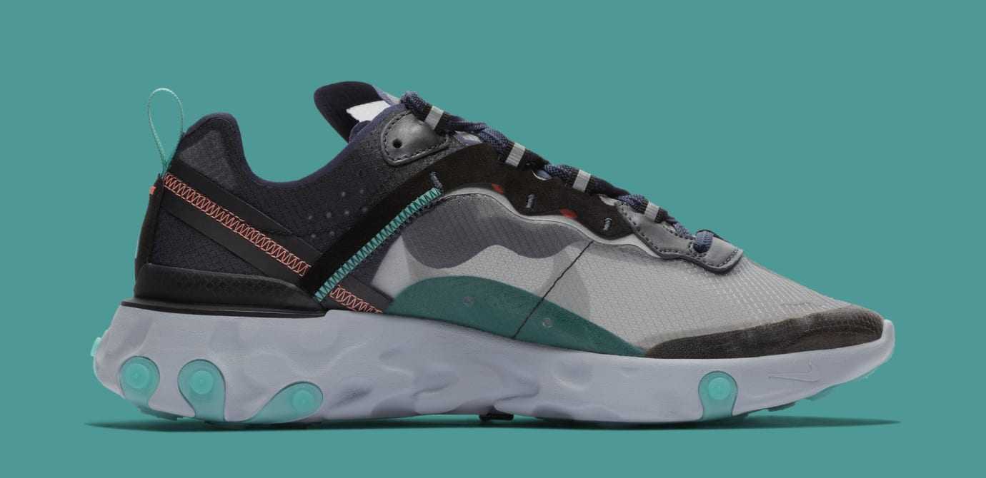 Nike React Element 87 AQ1090-005 (Medial)