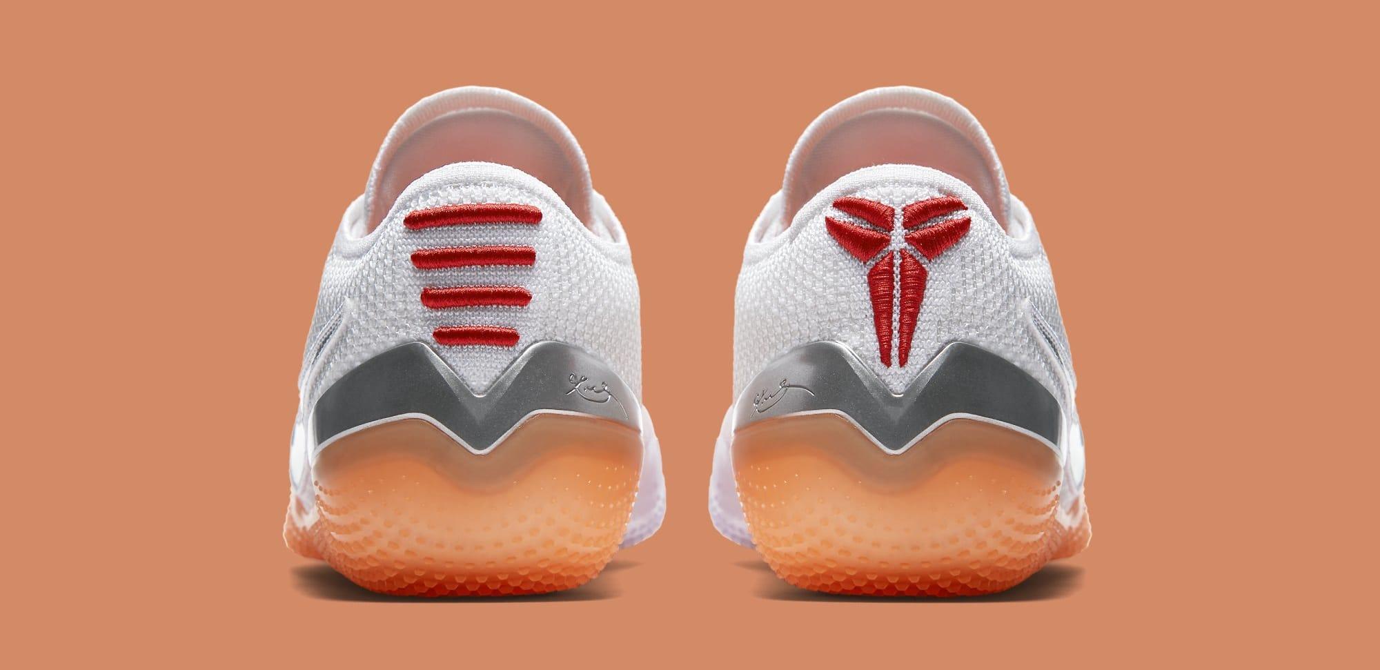 daca0ba664e0 Nike Kobe A.D. NXT 360 White Black Infrared 23 Volt Release Date ...
