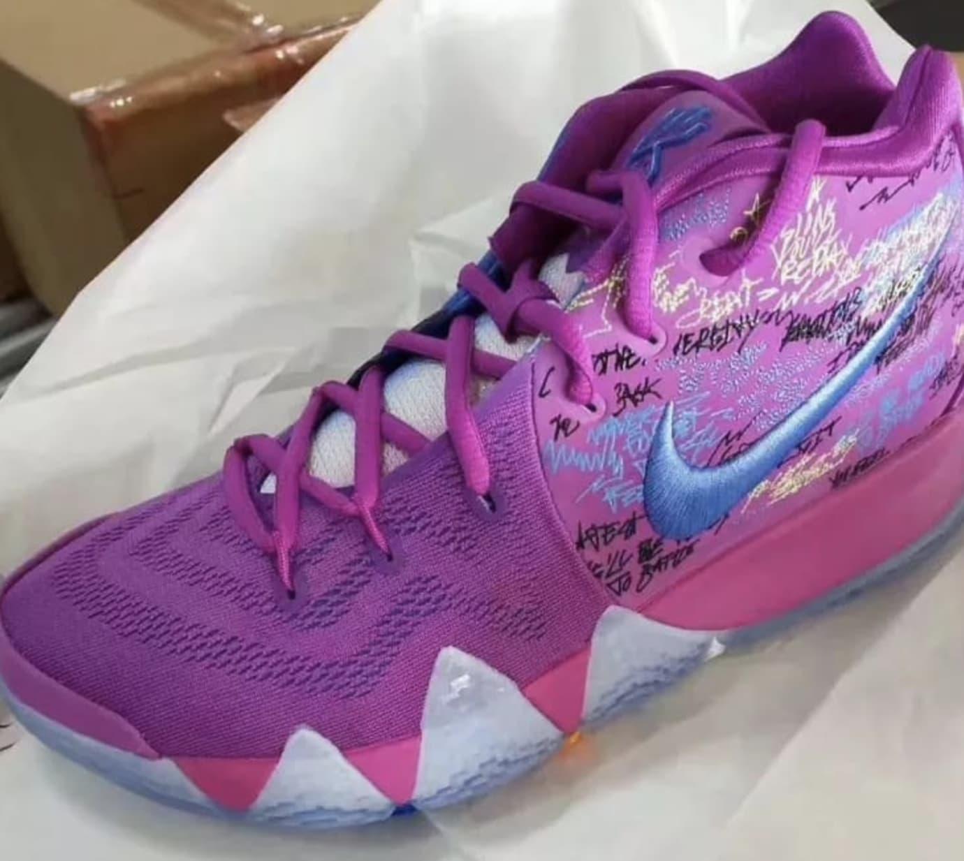 new product 97409 398fa Nike Kyrie 4 EP Multi-Color AJ1691-900