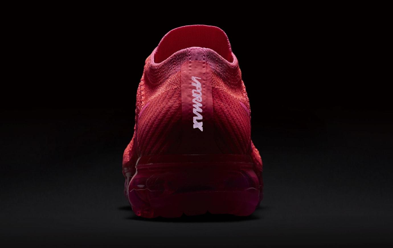 Nike Air Vapormax WMNS Bright Crimson/Hot Pink (3M)