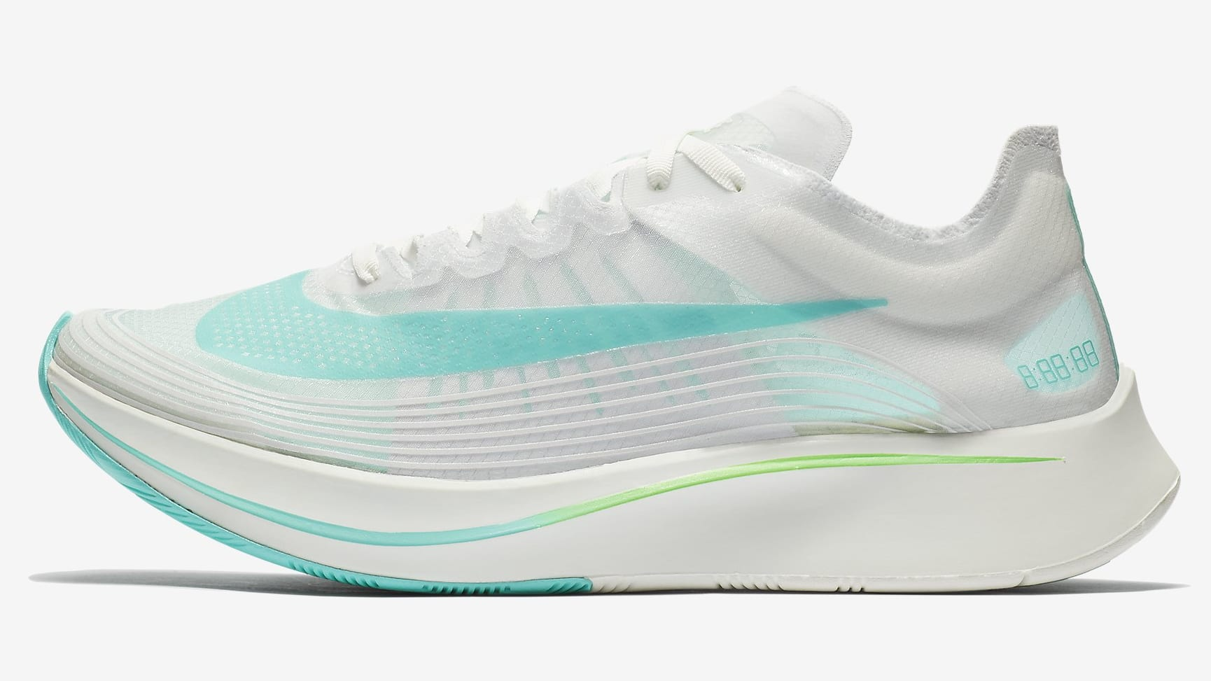 nike zoom fly sp 'rage green'